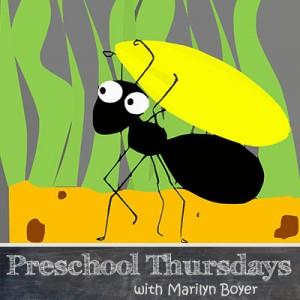 Thursdays-Preschool-Ants