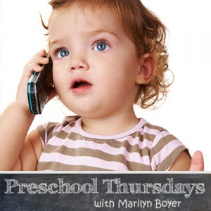 Thursdays-Preschool-talk