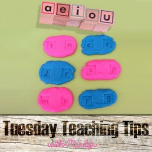 Tuesday-Teaching-Tips-Playdo
