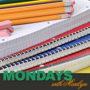Mondays-w-Marilyn-School-Supllies