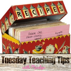 Tuesday-Teaching-Tips-recipes