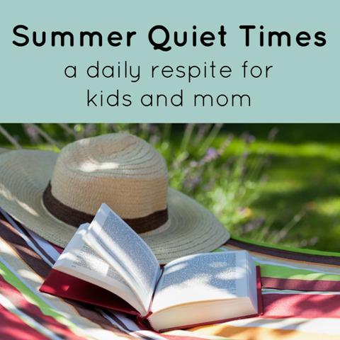 summer quiet times