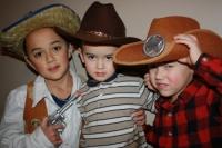 Rough 'n tough cowboys!