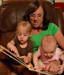 Who doesn't love reading with Nana?